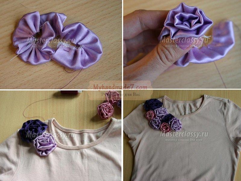 Как сделать из ткани полоски