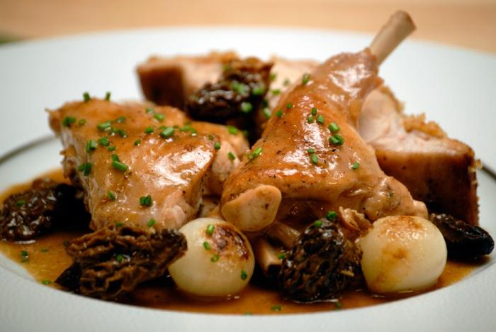 Рецепт блюд из кролика