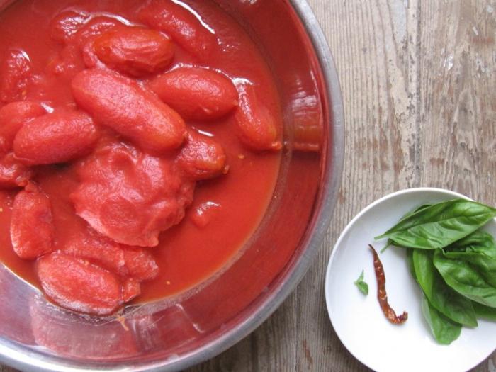 соус для спагетти из помидоров и перца
