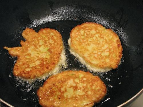 Оладьи из кабачков рецепт пышные пошаговый рецепт