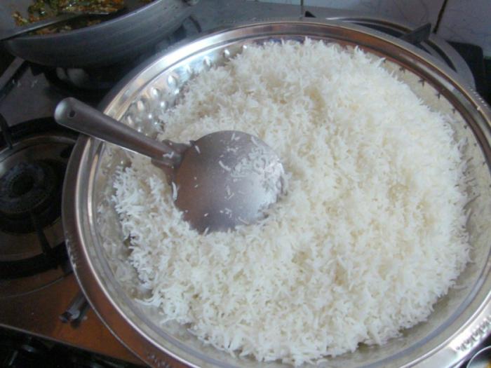Как вкусно сварить рис на гарнир рецепт