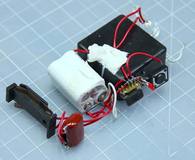 Как самому сделать электро зажигалку