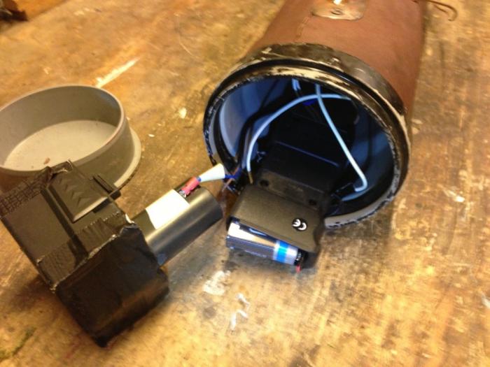 Как сделать электрозажигалку из батареек