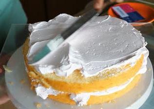 Крем плотный для торта рецепт с пошагово