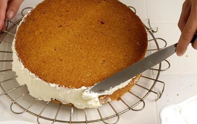 Основа для торта рецепт