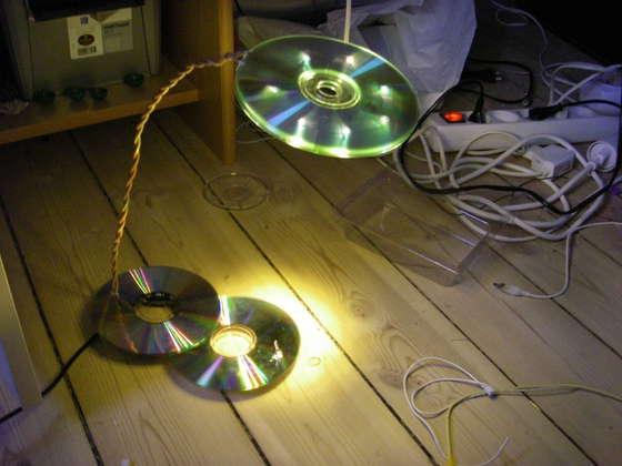 Как сделать светильник из светодиода своими руками