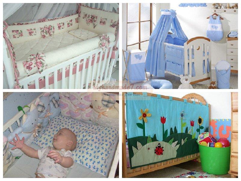 Поделки для детских кроваток 483