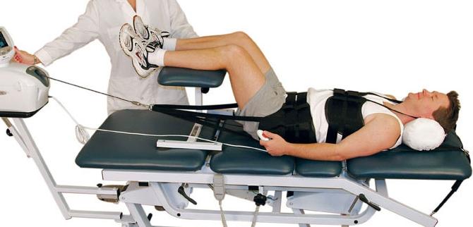 Методики лечения грыжи позвоночника в домашних условиях