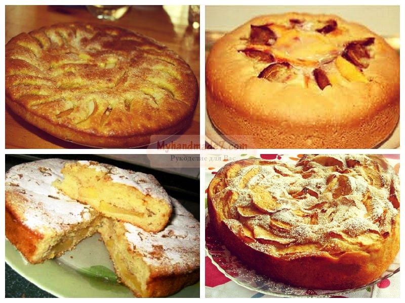 Сладкий пирог на скорую руку рецепты из простых продуктов 150