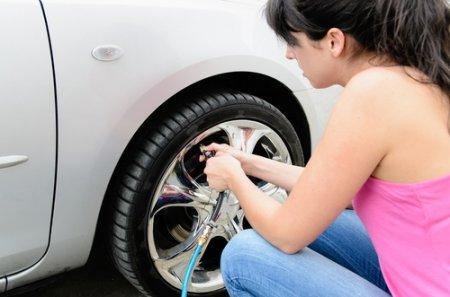 Який тиск має бути в шинах автомобіля