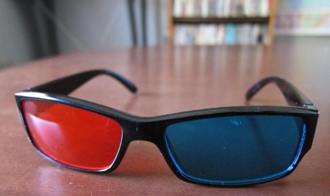 Як зробити 3D-окуляри для перегляду фільмів у домашніх умовах  eb5049e00a3f5