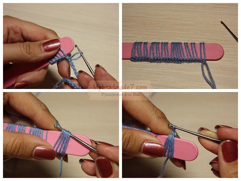 Какие браслеты можно сплести из ниток для вязания 30