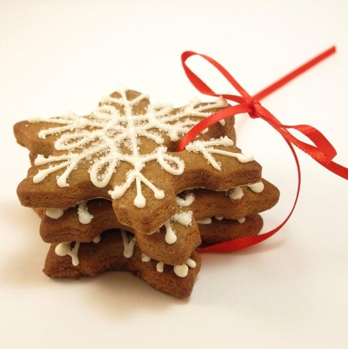 Как упаковать имбирное печенье своими руками