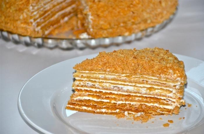 Как сделать крем для торта в домашних условиях, простые