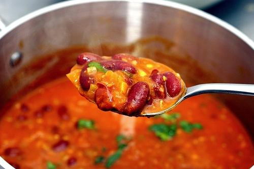 Блюдо из красной фасоли рецепты простые и вкусные