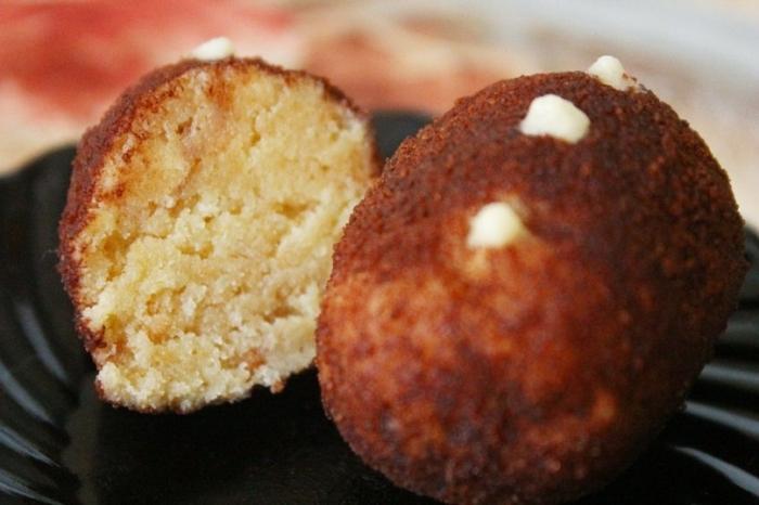 Как сделать домашнее печенье картошка