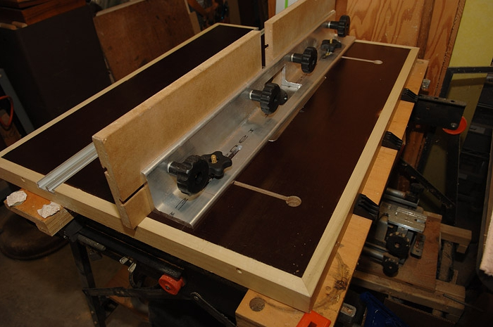 Как изготовить стол для фрезера своими руками 71