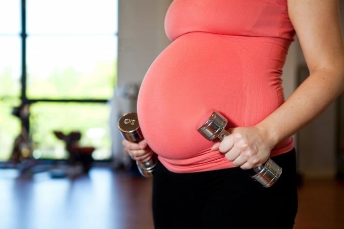 Мать и дочь беременны одновременно 58