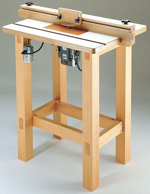 Своими руками сделать стол для ручного фрезера