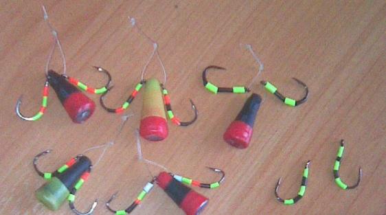 Зимние рыболовные снасти своими руками 48