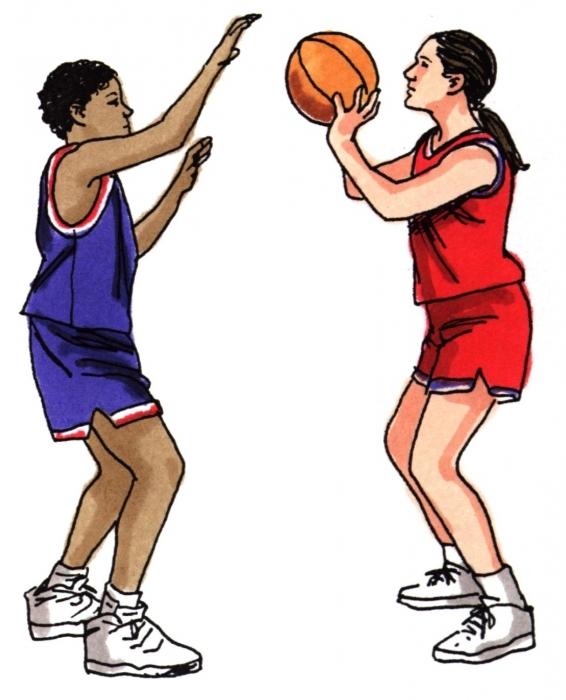 Что можно делать в баскетболе