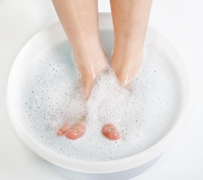 Моют ли ноги при грибке