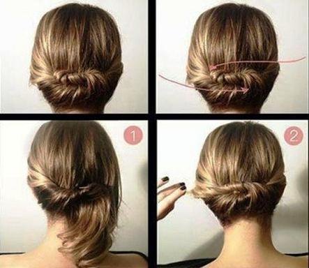 Прически на жидкие волосы средней длины своими руками на каждый 88