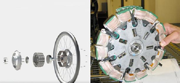 Мотор-колесо сделать своими руками 881