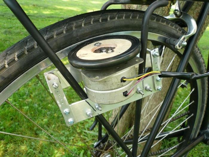 Как сделать свет на велосипед своими руками 26