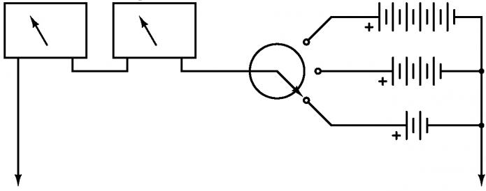 Схема електричного кола в
