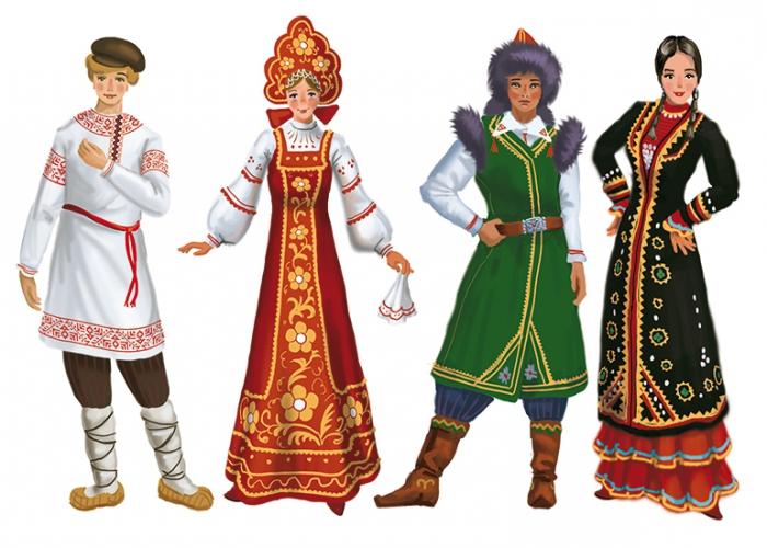Національні костюми f23ce4a1b46f9