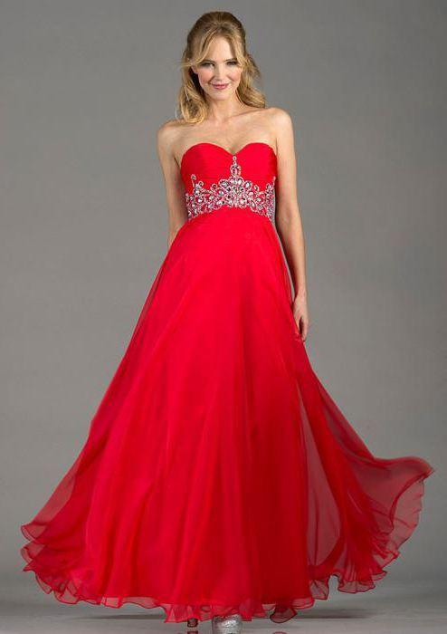 Червоне вечірнє плаття в підлогу ce4291595edf6