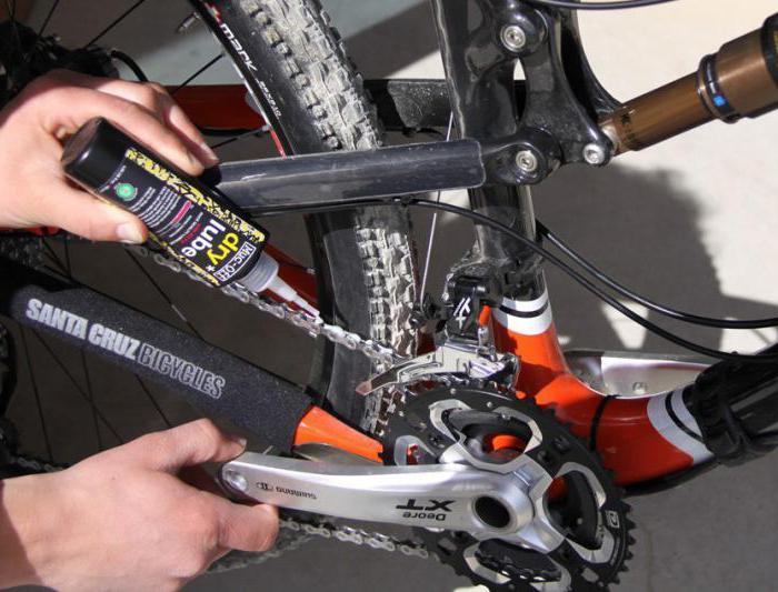 Как поменять цепь на велосипеде в домашних условиях 203