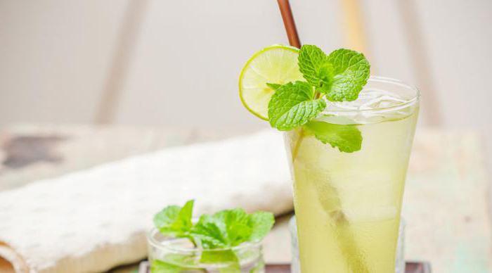 напитка для похудения в домашних условиях
