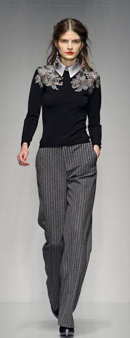 Модні штани жіночі – різноманітний вибір на будь-який смак b77d5cb9e46e4
