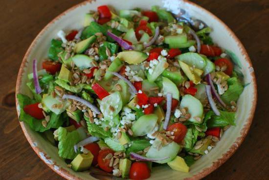 10 простых и вкусных салатов без майонеза 43