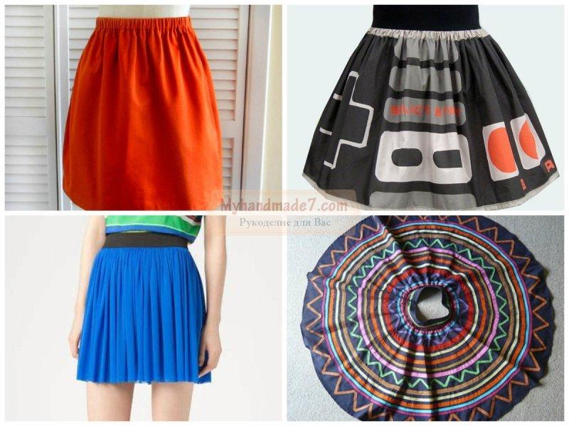 Как сшить оригинальную юбку своими руками 51