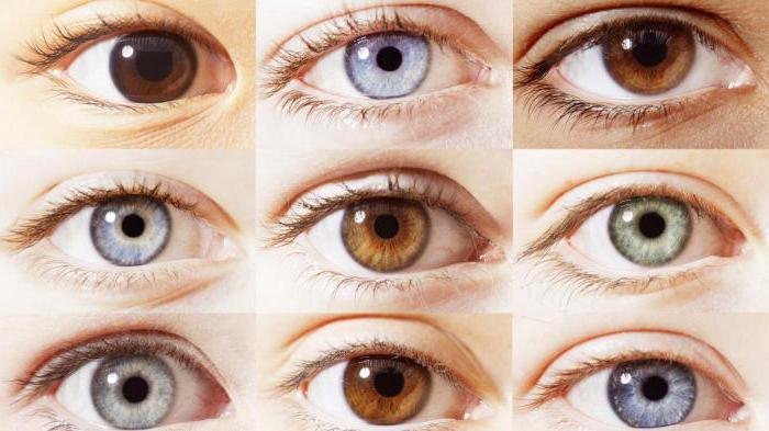 Как без линз поменять цвет глаз в