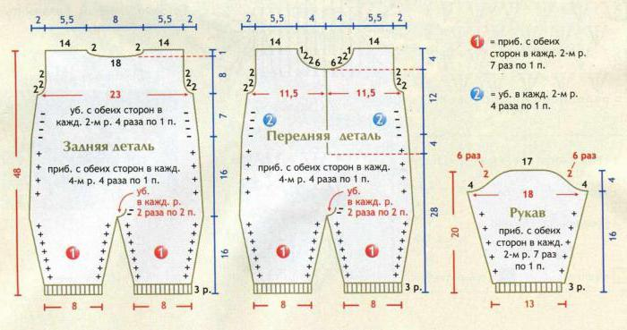 Вязание комбинезона для новорожденных схемы и фото