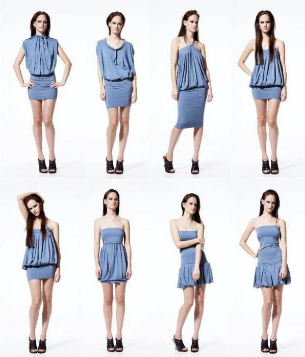 Шиємо самі  викрійка сукні-трансформера 383570fc0867e