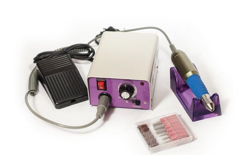 Аппарат для педикюра красотка про