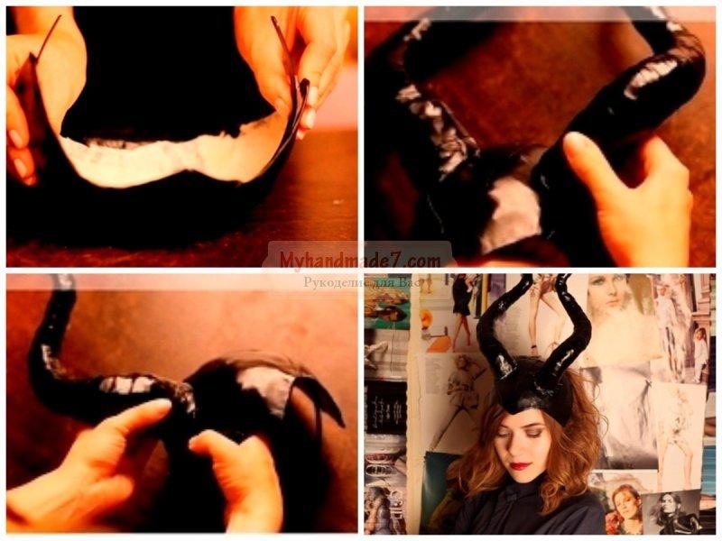 Как сделать нос ведьмы своими руками 13