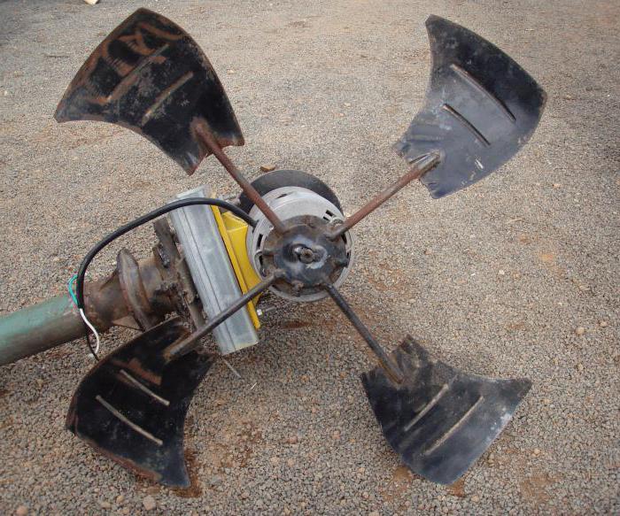 Ветрогенератор из автомобильного генератора своими руками сделай сам