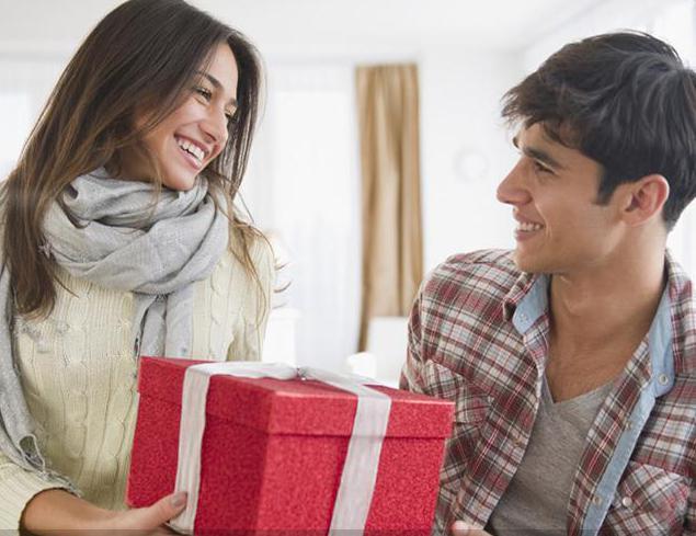 Что подарить любимой не дорогой