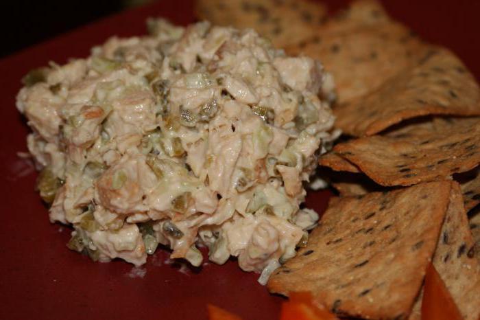 салат дубок рецепт с фото пошагово