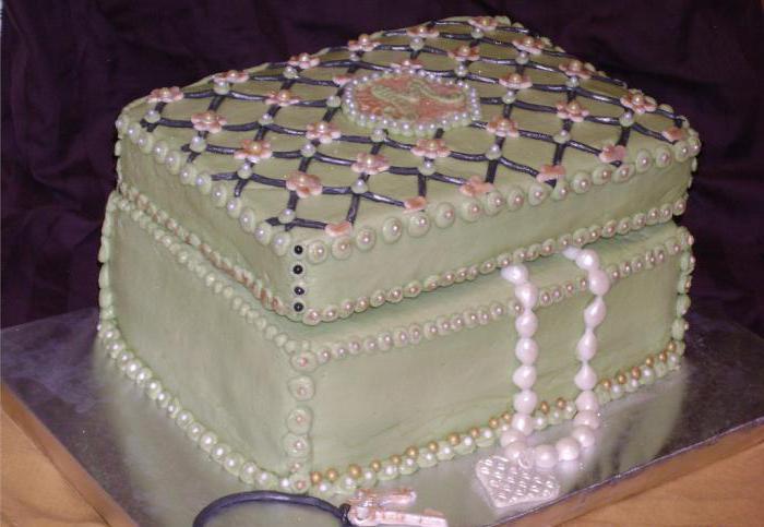 Торт шкатулка в домашних условиях