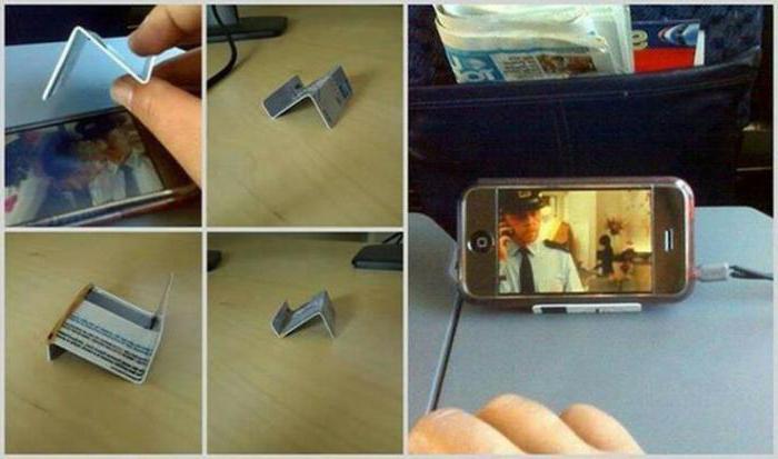 Как сделать телефон своими руками из подручных материалов 992