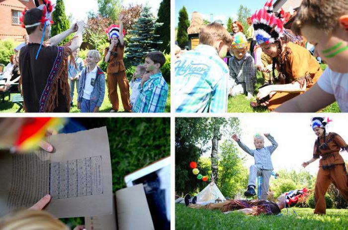 Сценарий квеста для дошкольников на улице
