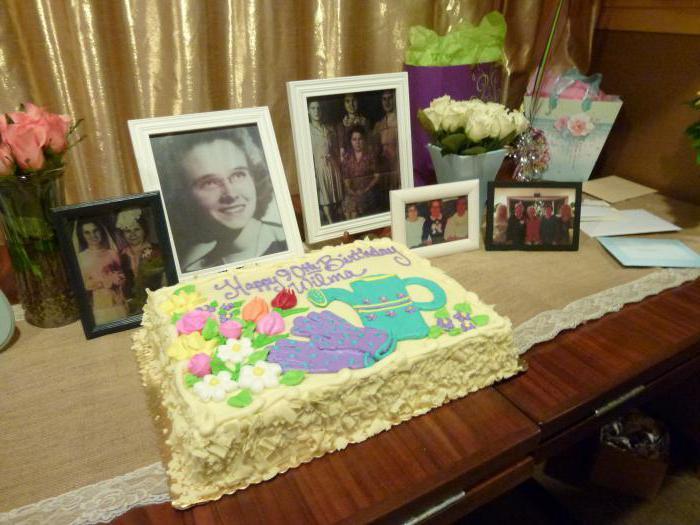 Подарок бабушке на юбилей 80 лет своими руками 65