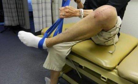 Рекомендации после эндопротезирования коленного сустава